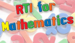 RTI2 for Mathematics